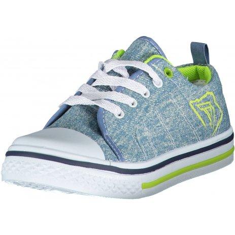 Dětské boty ALPINE PRO SAIRO KBTR235 MODRÁ