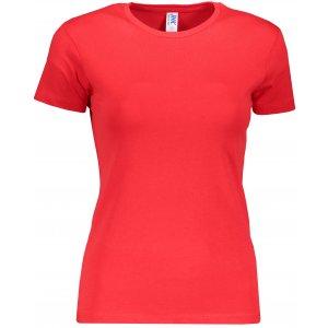 Dámské triko JHK REGULAR LADY COMFORT RED