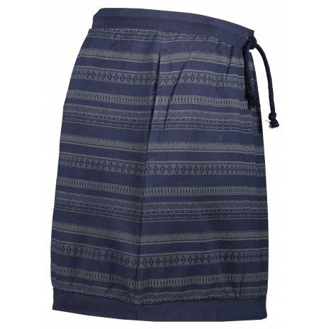 Dámská sukně ALPINE PRO BORIA LSKR272 TMAVĚ MODRÁ