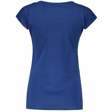 Dámské triko ALPINE PRO LAKYLA LTSR560 MODRÁ