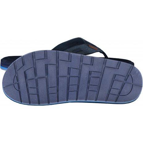 Pánské pantofle ALPINE PRO RYLIC MBTR210 MODRÁ
