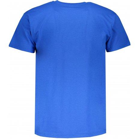 Pánské triko s krátkým rukávem FRUIT OF THE LOMM SUPER PREMIUM T ROYAL BLUE