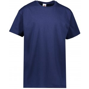 Dětské tričko FRUIT OF THE LOOM VALUEWEIGHT T NAVY