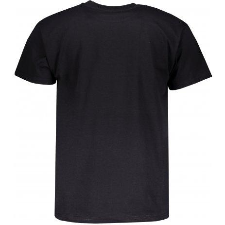 Pánské triko s krátkým rukávem FRUIT OF THE LOMM SUPER PREMIUM T BLACK