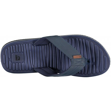 Pánské pantofle ALPINE PRO TIBER MBTR194 TMAVĚ MODRÁ