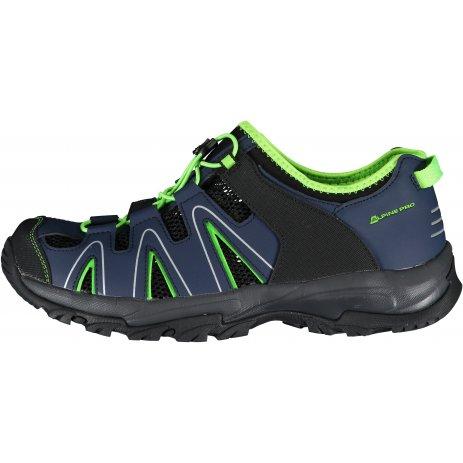 Pánské sandále ALPINE PRO SUGER UBTR215 MODRÁ