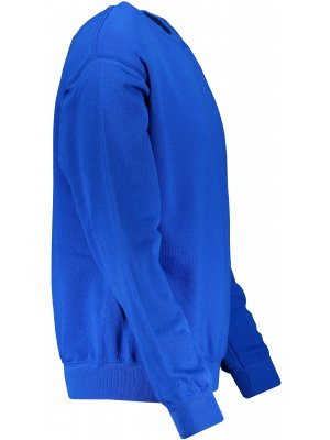 Pánská mikina FRUIT OF THE LOOM CLASSIC SET-IN SWEAT ROYAL BLUE