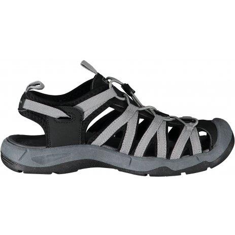 Pánské sandále ALPINE PRO LANCASTER 3 UBTR212 ČERNÁ