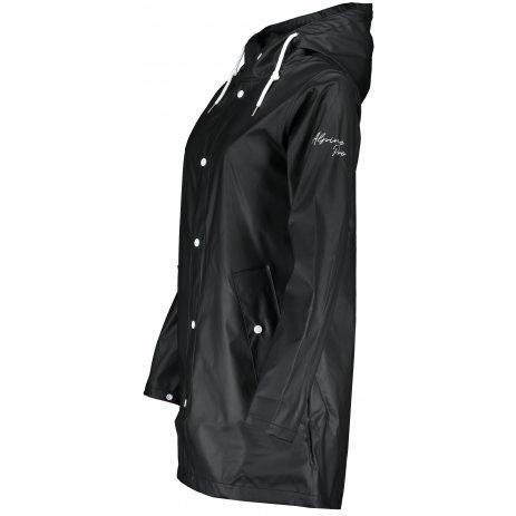 Dámský kabát ALPINE PRO MILTONA LJCR417 ČERNÁ