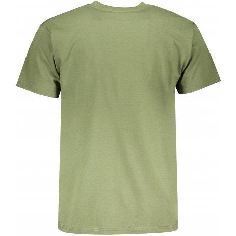 Pánské triko s krátkým rukávem FRUIT OF THE LOMM SUPER PREMIUM T CLASSIC OLIVE