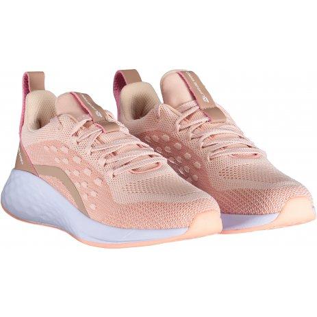Dámské sportovní boty ALPINE PRO RACIA LBTR230 RŮŽOVÁ