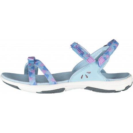 Dámské sandále ALPINE PRO MAGNUSA LBTR233 MODRÁ