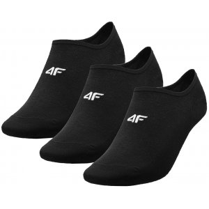 Ponožky 4F NOSD4-SOM300 DEEP BLACK