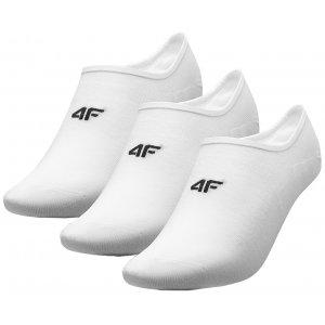 Ponožky 4F NOSD4-SOM300 WHITE
