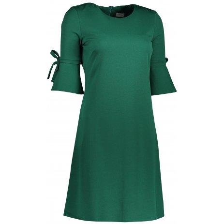 Dámské šaty NUMOCO A217-2 ZELENÁ
