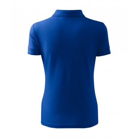 Dámské triko s límečkem MALFINI PIQUE POLO 210 KRÁLOVSKÁ MODRÁ