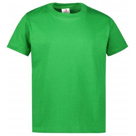 Dětské triko STEDMAN CLASSIC-T KELLY GREEN