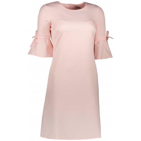 Dámské šaty NUMOCO A217-4 RŮŽOVÁ