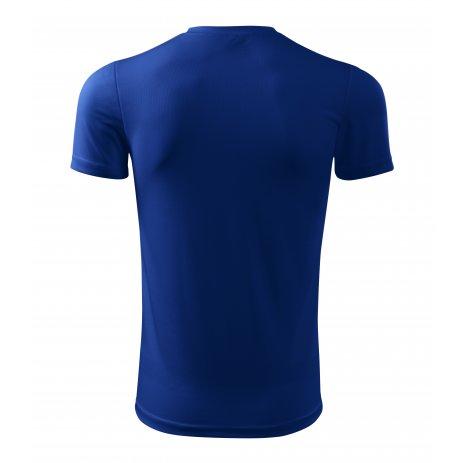 Pánské funkční triko MALFINI FANTASY 124 KRÁLOVSKÁ MODRÁ