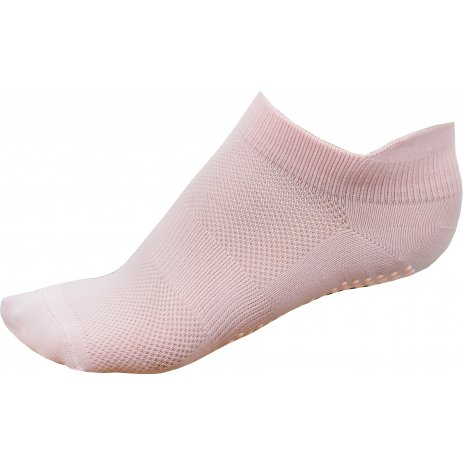 Ponožky 4F D4L20-SOD209 LIGHT PINK/DEEP BLACK