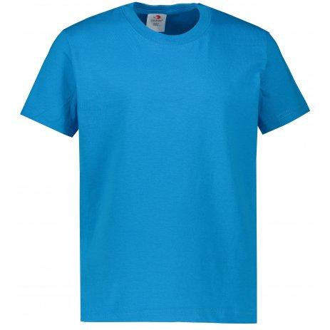 Dětské triko STEDMAN CLASSIC-T OCEAN BLUE