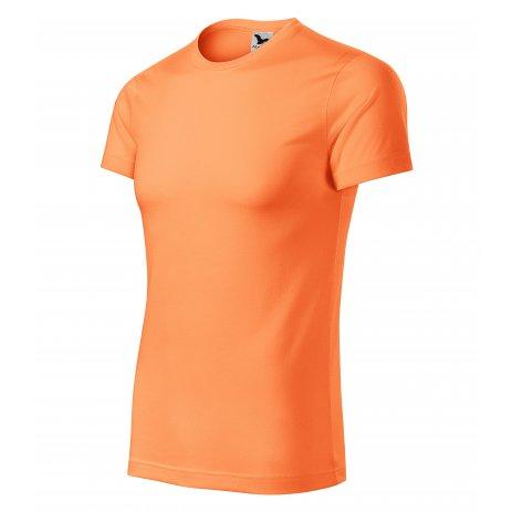 Pánské funkční triko MALFINI STAR 165 NEON MANDARINE