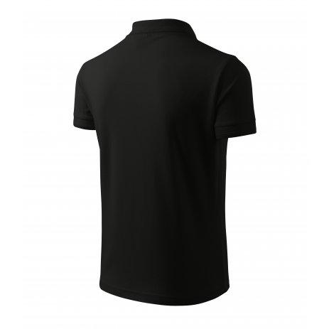 Pánské triko s límečkem MALFINI PIQUE POLO 203 ČERNÁ