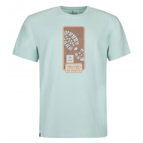 Pánské triko KILPI BOOTY-M MM0088KI SVĚTLE MODRÁ