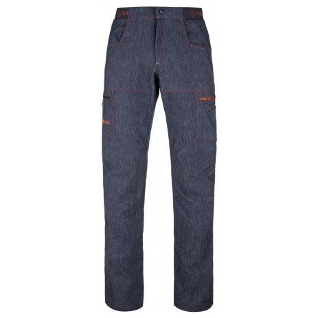 Pánské kalhoty KILPI MIMICRI-M MM0025KI TMAVĚ MODRÁ