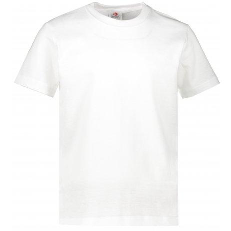 Dětské triko STEDMAN CLASSIC-T WHITE