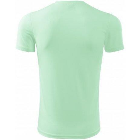 Pánské funkční triko MALFINI FANTASY 124 SVĚTLÁ MÁTOVÁ