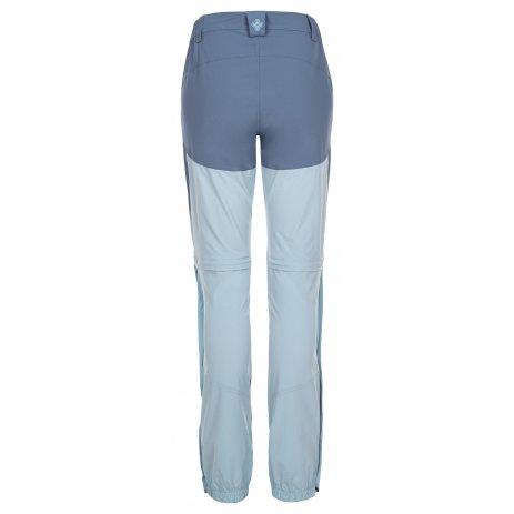 Dámské kalhoty KILPI HOSIO-W ML0022KI SVĚTLE MODRÁ