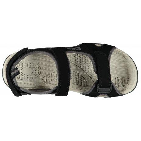 Dámské sandále NORDBLANC SLACK NBSS68 CRYSTAL ČERNÁ