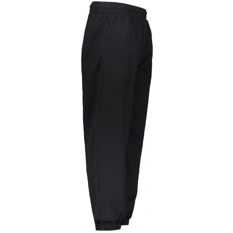 Dětské tepláky FRUIT OF THE LOOM CLASSIC ELASTICATED CUFF JOG PANTS BLACK