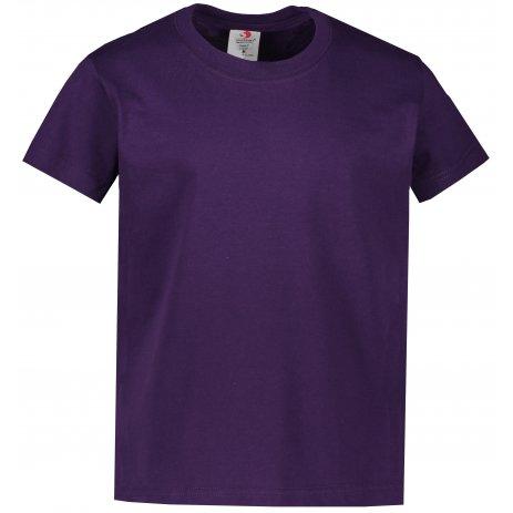 Dětské triko STEDMAN CLASSIC-T DEEP BERRY