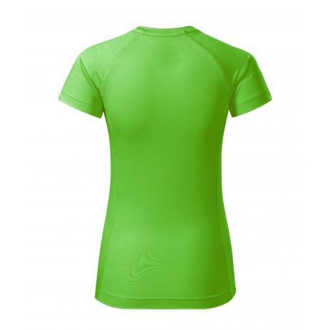 Dámské funkční triko MALFINI DESTINY 176 APPLE GREEN