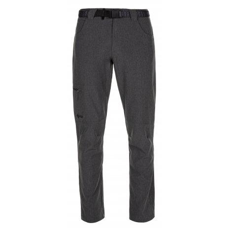 Pánské kalhoty KILPI JAMES-M MM0028KI TMAVĚ ŠEDÁ