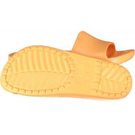Dámské pantofle CROCS SLOANE SLIDE W 205742-801 CANTALOUPE