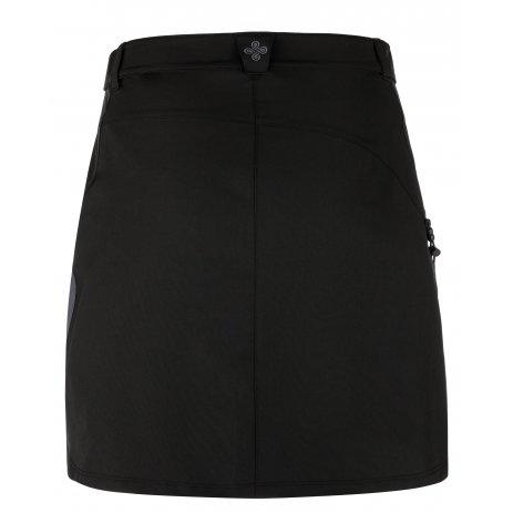 Dámská sukně KILPI ANA-W ML0032KI ČERNÁ