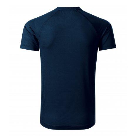 Pánské funkční triko MALFINI DESTINY 175 NÁMOŘNÍ MODRÁ