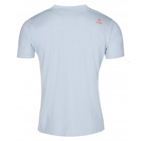 Pánské funkční triko KILPI GIACINTO-M MM0023KI SVĚTLE MODRÁ