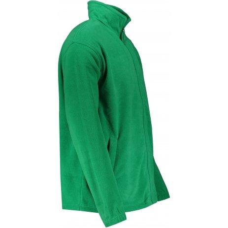 Pánská fleecová mikina JHK KELLY GREEN
