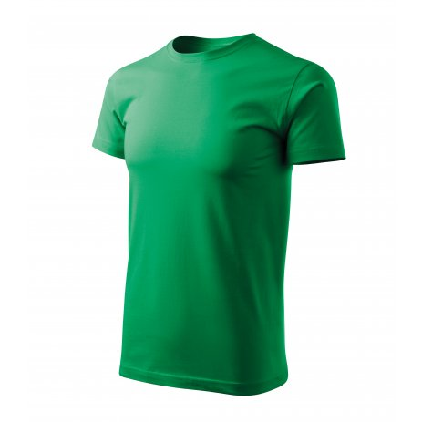 Pánské triko MALFINI BASIC FREE F29 STŘEDNĚ ZELENÁ