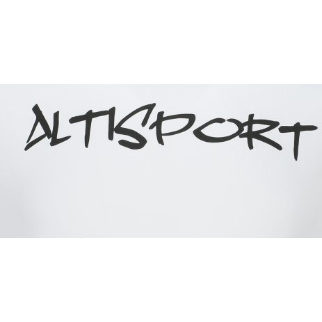 Pánské funkční triko ALTISPORT ALM012175 BÍLÁ