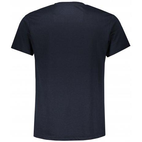 Pánské triko ALTISPORT ALM003F29 NÁMOŘNÍ MODRÁ