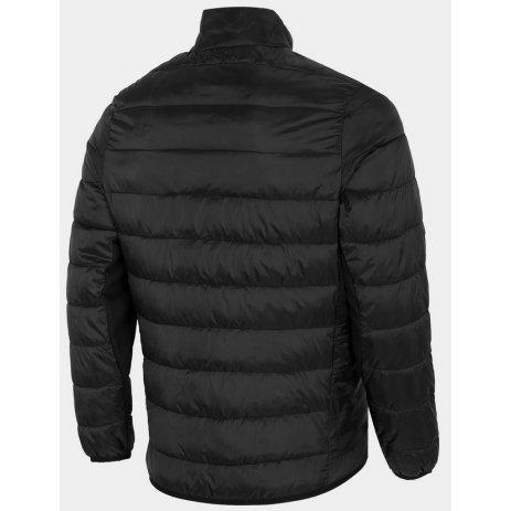 Pánská zimní bunda 3v1 4F D4Z20-KUMT200 DEEP BLACK