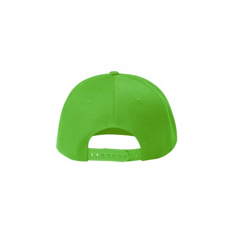 Kšiltovka MALFINI RAP 6P 302 APPLE GREEN
