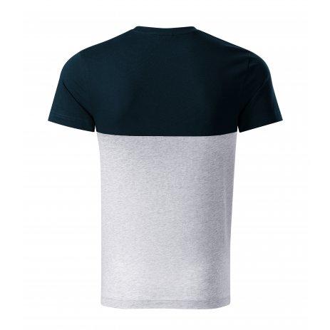 Pánské triko MALFINI CONNECTION 177 NÁMOŘNÍ MODRÁ