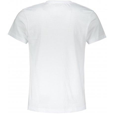 Pánské triko ALTISPORT ALM003F29 BÍLÁ