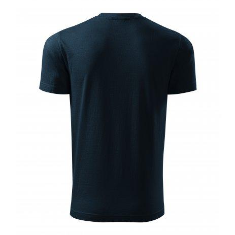 Pánské triko MALFINI ELEMENT 145 NÁMOŘNÍ MODRÁ